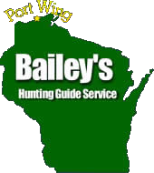 Bailey's Guide Service logo